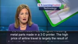 European Airplane Maker Prints Some of Its Parts