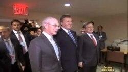 Янукович переконував у європейському виборі