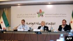 叙利亚反对派组织全国联盟在土耳其开会