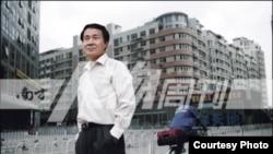 曾代理過陳光誠、倪玉蘭等人案件的程海律師(程海律師微博圖片)