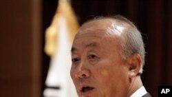 南韓新任統一部長柳佑益(資料圖片)