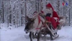 Laplandiyadalı Santa: Biz təbiətə kömək edə bilərik