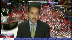 Laporan Langsung VOA untuk Kompas TV: Konvensi Partai Republik Hari Ketiga