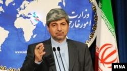 İran Xarici İşlər Nazirliyinin sözçüsü Ramin Mehmanpərəst