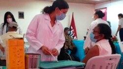 Nicaragua jornada vacunación COVID -19