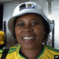World Cup coordinator, Sibongile Mazibuko