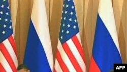 Tổng thống Hoa Kỳ Barack Obama và Tổng thống Nga Dmitry Medvedev
