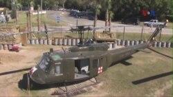 Trực thăng quân sự rơi ở VN, 4 người thiệt mạng
