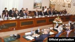 پاکستانی سفرا کی کانفرنس جاری