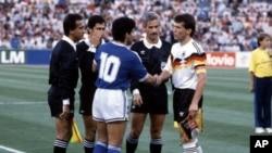 رقابت نهایی جام ۱۹۹۰ ایتالیا