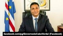 Gilberto Silva, ministro da Agricultura e Ambiente de Cabo Verde
