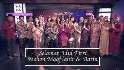 Ucapan Idul Fitri VOA Indonesia