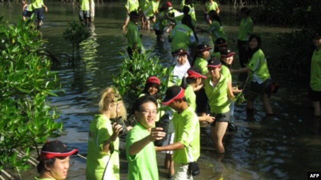 SEALNet Project ở Malaysia, 2008