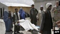 Phân nửa các vụ giết hại thường dân xảy ra tại khu vực bất ổn ở miền nam Afghanistan