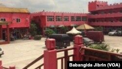 Kasuwar China Town a birnin Legas
