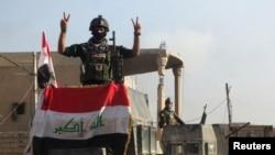 بازپسگیری رمادی از داعش، یک پیروزی برای عراق و نخست وزیر این کشور است.