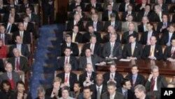 Годишното обраќање на Обама пред променет состав на Конгресот