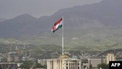 Quốc kỳ Tajikistan
