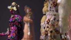 华盛顿女性博物馆为获奖时装品牌举办展览
