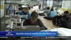 Shkodër: Sfidat e industrisë fason