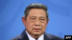 ປະທານາທິບໍດີ Susilo Bambang Yudhoyono ແຫ່ງ ອິນໂດເນເຊຍ