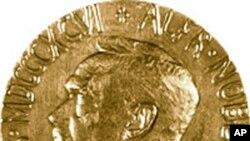 諾貝爾和平獎金質獎章