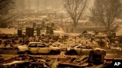 این آتش سوزی ها، مهلک ترین نوع آن در تاریخ ایالت کلیفورنیا خوانده شده است