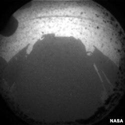 Mars'tan ilk fotoğraflar