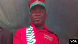 Secretario provincial da Unita no Kwanza Norte, Joaquim Sutila