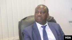 Dr John Mangwiro