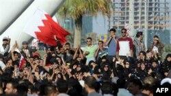 Протест у столиці Бахрейну Манамі