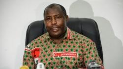 Évariste Ndayishimiye désigné candidat à la présidentielle par le CNDD-FDD