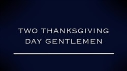 Two Thanksgiving Day Gentlemen by O. Henry