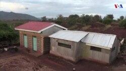 Em Africa sol ilumina onde falta eletricidade