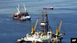Позитивни реакции по кревањето на забраната за подводно дупчење
