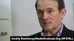 Віктор Медведчук, лідер руху «Український вибір»