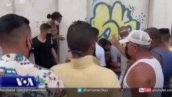 Protestat në Kubë: Një i vrarë dhe mbi 100 arrestime