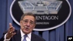 Bộ trưởng Quốc phòng Hoa Kỳ Leon Panetta.