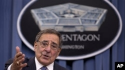 Bộ trưởng Quốc phòng Mỹ Leon Panetta