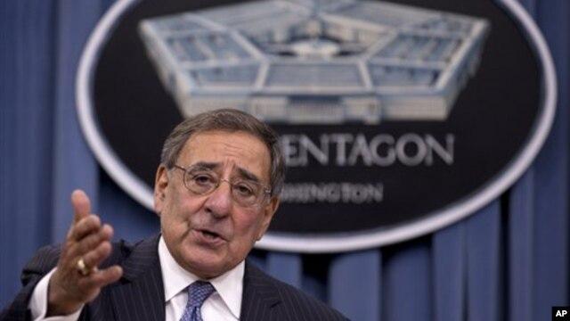 Menteri Pertahanan Amerika, Leon Panetta (Foto: dok). Amerika tengah mempersiapkan kehadiran militer Amerika untuk mendukung kontra-terorisme di Afghanistan pasca penarikan pasukan tempur tahun 2014 mendatang.