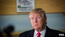 美国当选总统唐纳德·川普