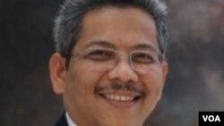 Rizal Sukma, direktur eksekutif Center For Strategic and International Studies (CSIS) Jakarta. (VOA)