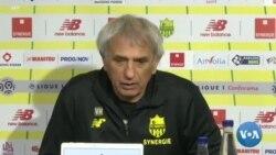 """La confirmation du décès de Sala, """"une vérité terrible, injuste"""", selon l'entraîneur Halilhodzic"""