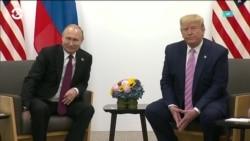 Трамп Путину: «Пожалуйста, не вмешивайтесь в выборы»