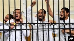 Sledbenici Muslimanskog bratstva u egipatskom zatvoru