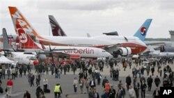 巴黎航空展開幕
