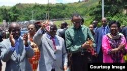 Perezida Magufuli Yageze Mu Rwanda