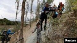 Không chỉ bỏ chạy xung đột sang các nước láng giềng như Kenya, người Somalia còn tìm đường sang châu Âu.