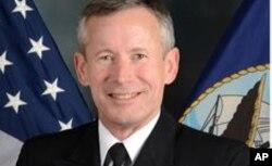 美国海军信息作战部主任布兰奇中将