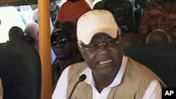 Sierra Leone's President Ernest Bai Koroma
